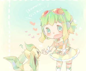 vocaloid, pokemon, and gumi image