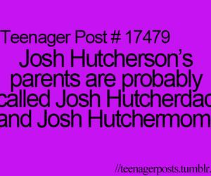 josh hutcherson, funny, and teenager post image