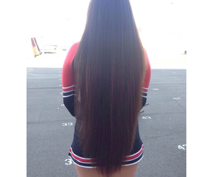big hair, cheer, and cheerleader image