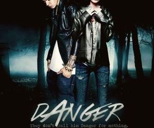 danger, justin bieber, and book image