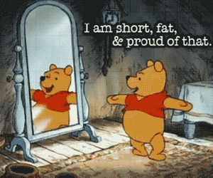 Pooh bear, cute, and quotes image