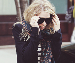 ashley olsen, blonde, and fashion image
