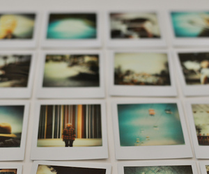 photography, polaroids, and summer image