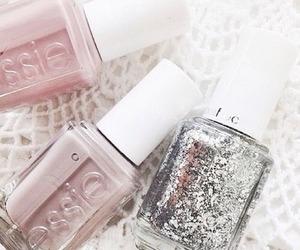 nail, polish, and essie image