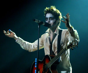 30 seconds to mars, jared leto, and zombie night image