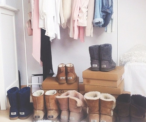 boots, pretty, and pullover image