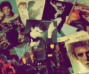 david bowie, music, and rock image