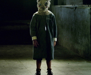 El Orfanato, horror, and the orphanage image