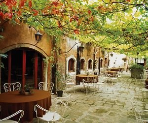 cafe, dining, and venice image