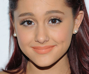 ariana grande, dimples, and pretty image
