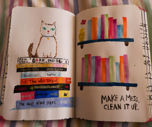 books, john green, and hunger games image