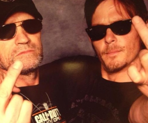 merle, thewalkingdead, and daryl image