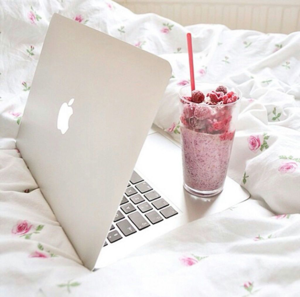 apple, luxury, and bedroom image