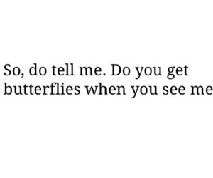 quote, love, and butterflies image
