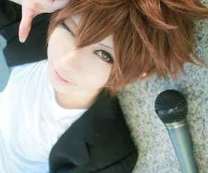 anime, boy, and cosplay image