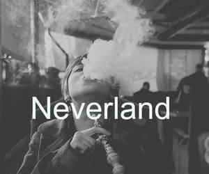neverland and smoke image