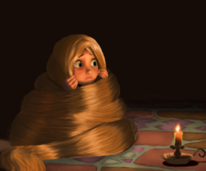 tangled, rapunzel, and disney image