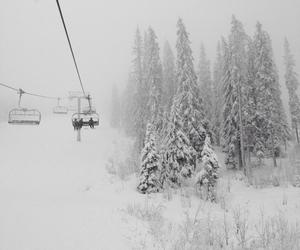 lift, ski, and Skiing image