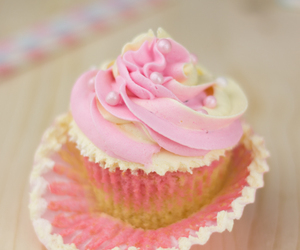 pink, food, and yum image