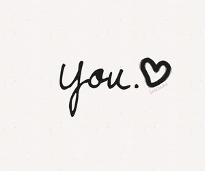 love, you, and heart image