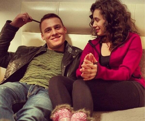 couple, love, and kerem bursin image