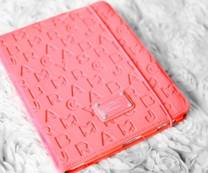 marc jacobs, ipad, and pink image