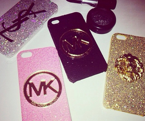 Michael Kors, case, and iphone image