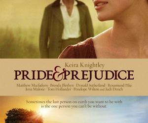 pride and prejudice, movie, and keira knightley image