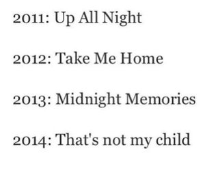 funny, up all night, and take me home image