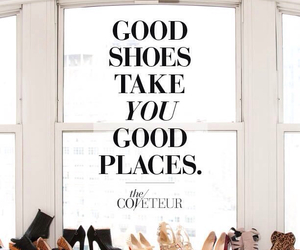 good, shoes, and places image