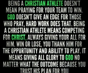 athlete, god, and love image