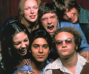 that 70s show, ashton kutcher, and donna image