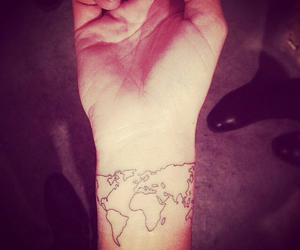 tattoo and world image
