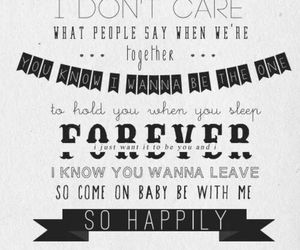 happily, one direction, and 1d image