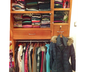 closet, clothes, and love clothes image