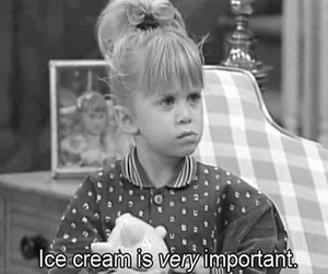 ice cream, important, and funny image