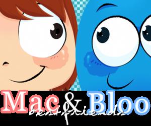 bloo and mac image