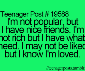 teenager post, popular, and rich image