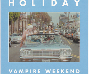 vampire weekend and holiday image