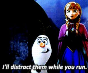 anna, funny moment, and disney image