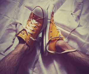 allstar, hipster, and yellow image
