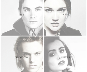 jace, the mortal instruments, and alec image