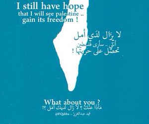 free, palestine, and freedom image