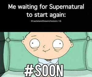 countdown, soon, and supernatural image