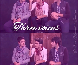 amazing, one soul, and il volo image