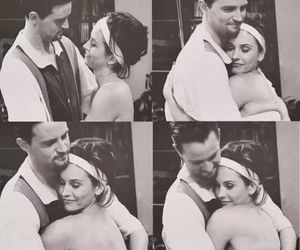 best couple, chandler bing, and Courteney Cox image