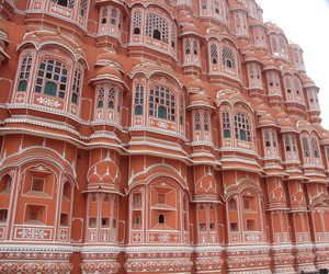 beautiful, building, and india image