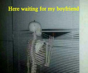 boyfriend and forever alone image