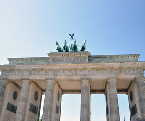 berlin, germany, and gates image