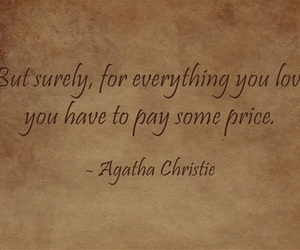 agatha christie, forget, and life image